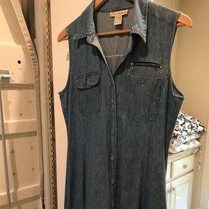 NY Jeans Cute Long Dress
